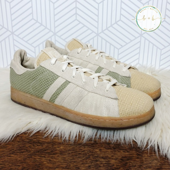 check out 7c074 e73ee adidas Other - Adidas Reground Off White Recycled Sneakers RARE